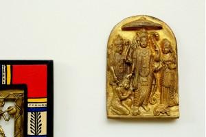 Ram Darbar Brass Figruine