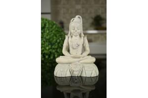 Gorara Stone Shiva Idol