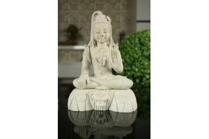 Lord Shiva Gorara Stone Figurine