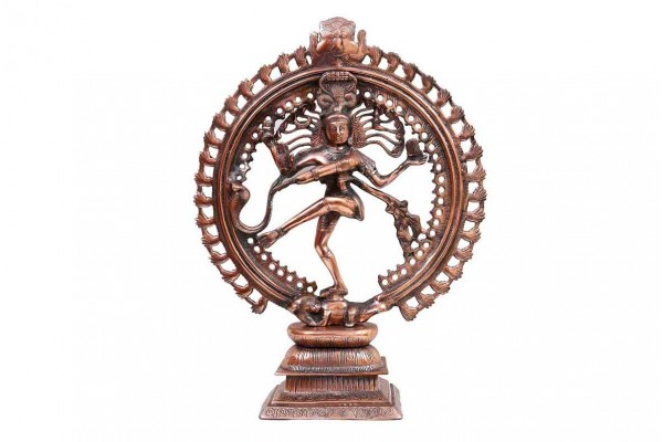 Nataraja-Collectable aluminum statue-66 cm