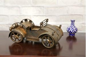 Iron Car Showpiece