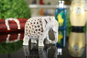 Gorara Stone Elephant-6 cm