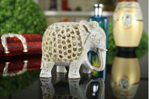 Gorara Stone Elephant-8 cm