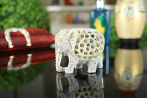 Gorara Stone Elephant-5 cm
