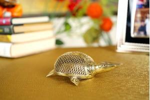 Dhokra Art Tortoise