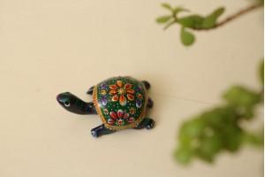 Meenakari Turtle-6 cm