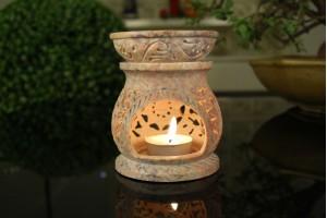 Gorara Stone Aroma Diffuser-11 cm