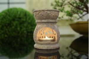 Gorara Stone Aroma Diffuser-10 Cm