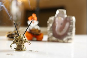 Dhokra Art Crafted Incense Stick Stand