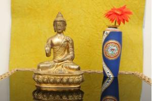 Brass Figurine Buddha