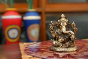 Brass Figurine Ganesha